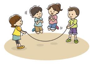 学童の遊び